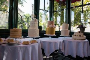 Szamos esküvői és alkalmi torta