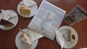 torta választó